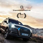 """Impossible Maps"" – AUDI"
